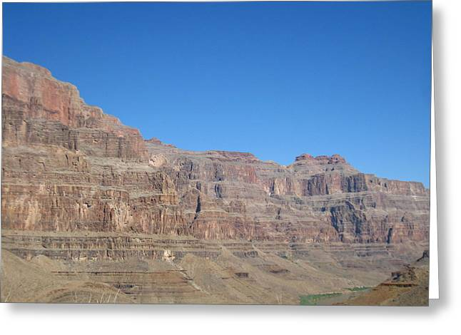 Grand Canyon - 121277 Greeting Card by DC Photographer