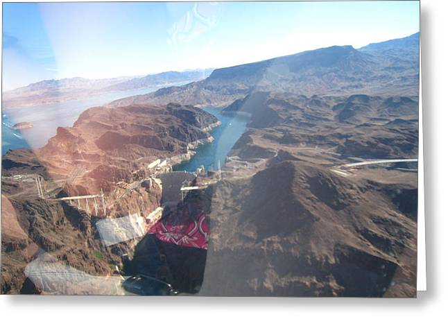 Grand Canyon - 12128 Greeting Card by DC Photographer