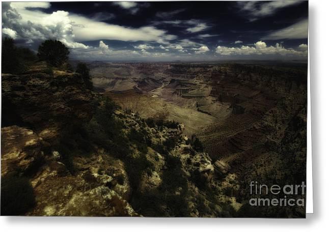 Grand Canyon 6 Greeting Card by Richard Mason