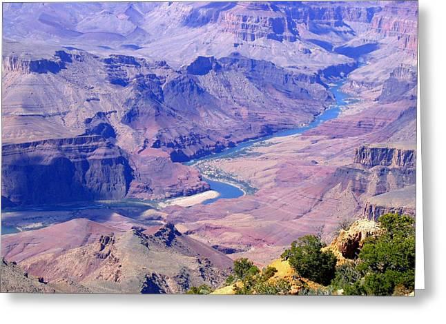 Grand Canyon 71 Greeting Card