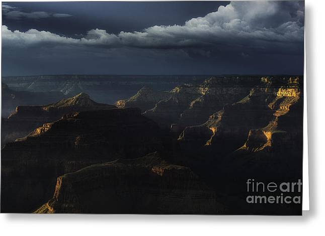 Grand Canyon 9 Greeting Card by Richard Mason