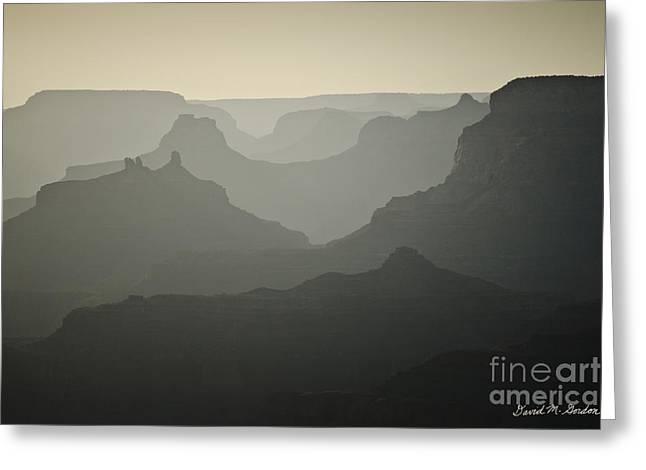 Grand Canyon No. 1 Greeting Card