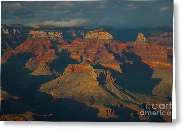 Greeting Card featuring the photograph Grand Canyon by Rod Wiens