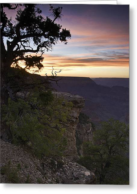 Grand Canyon Sunset 2 Greeting Card