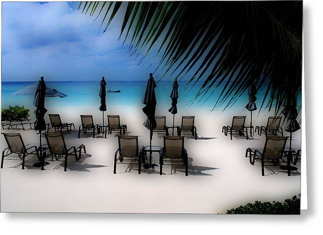 Grand Cayman Dreamscape Greeting Card