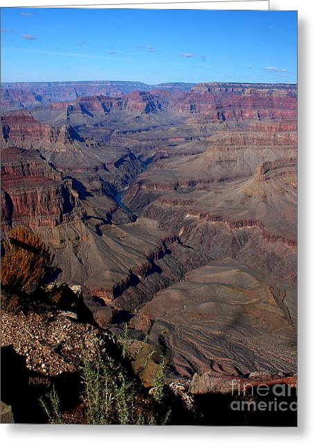 Grand Inspiring Landscape Greeting Card by Patrick Witz