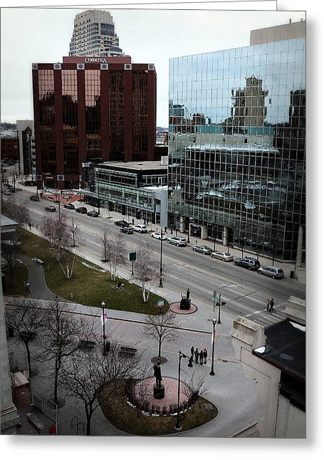 Grand Rapids 6 Greeting Card