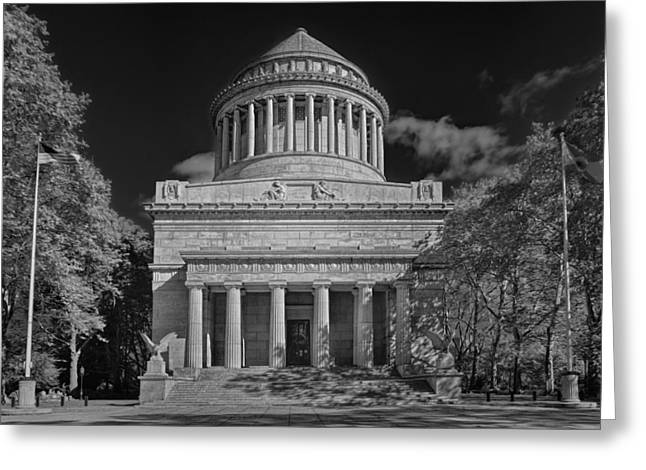 Grant's Tomb Greeting Card