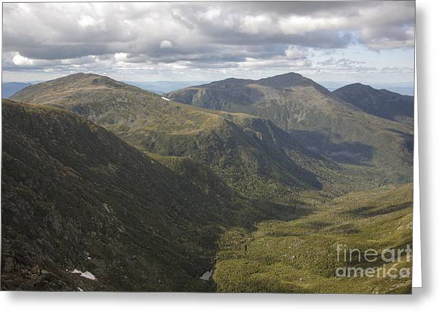 Great Gulf Wilderness - White Mountains New Hampshire Usa Greeting Card by Erin Paul Donovan