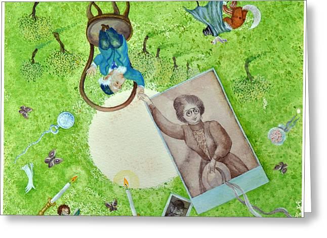 Greatgrandma And Greatgrampa Greeting Card