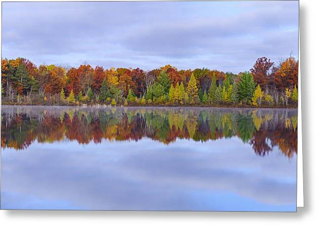 Jewett Lake Greeting Card