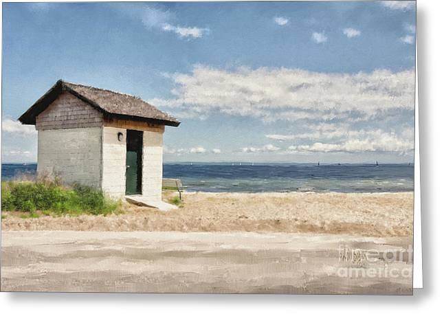 Greenwich Point Greeting Card
