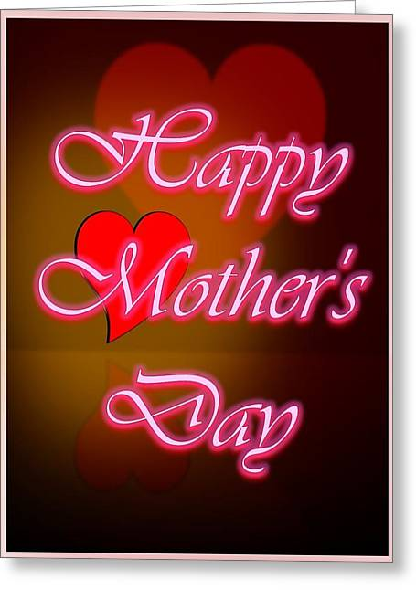 Greeting Card For Mothers 2 Greeting Card