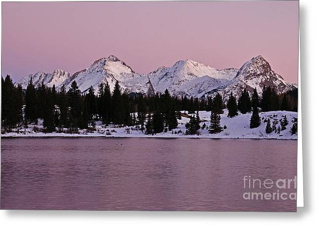 Grenadier Range Peace Greeting Card
