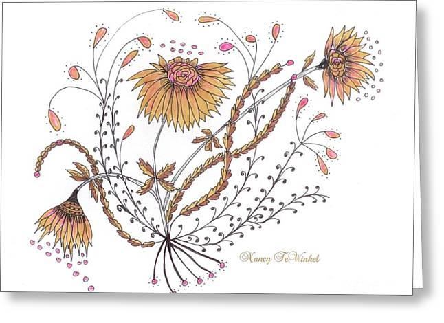 Growing Joy Greeting Card
