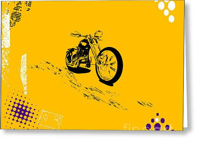 Grunge Background Vector Greeting Card by Elanur Us
