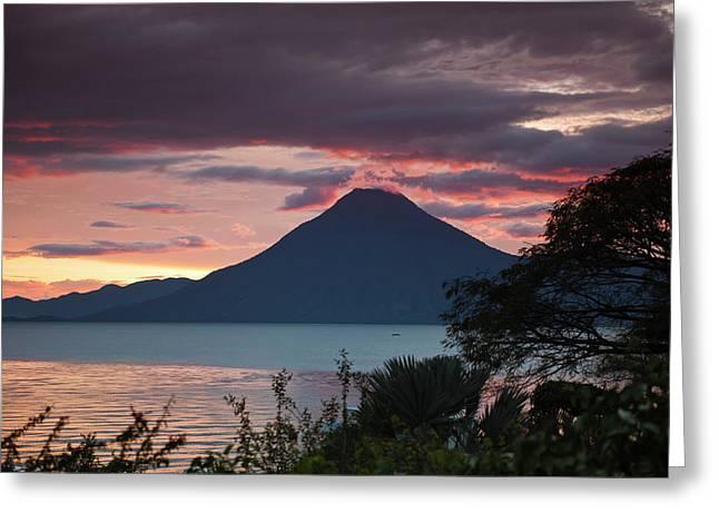 Guatemala, San Juan La Laguna Greeting Card