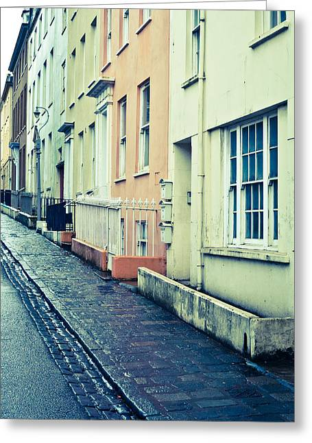 Guernsey Street Greeting Card