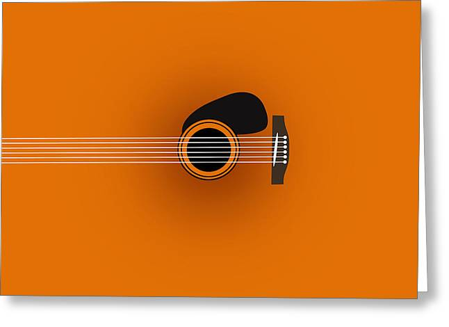 Guitar 2 Greeting Card