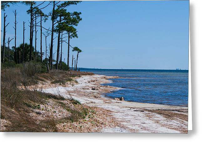 Gulf Island National Seashore 2 Greeting Card