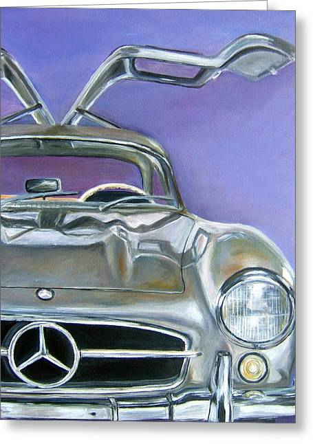 Gullwing Greeting Card