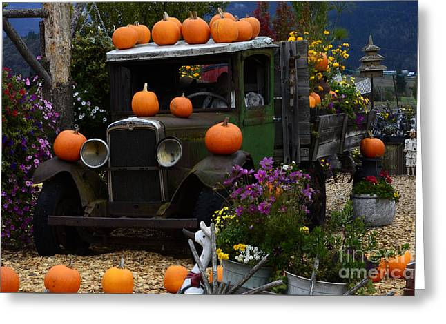 Halloween 1 Greeting Card by Bob Christopher