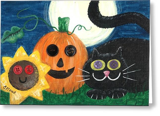 Halloween Fun Greeting Card