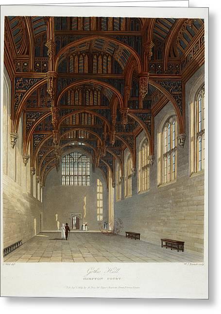 Hampton Court Greeting Card