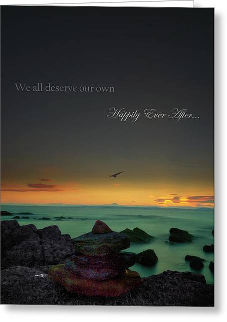 Happily Ever After... Greeting Card