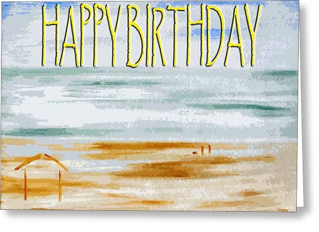 Happy Birthday 53 Greeting Card