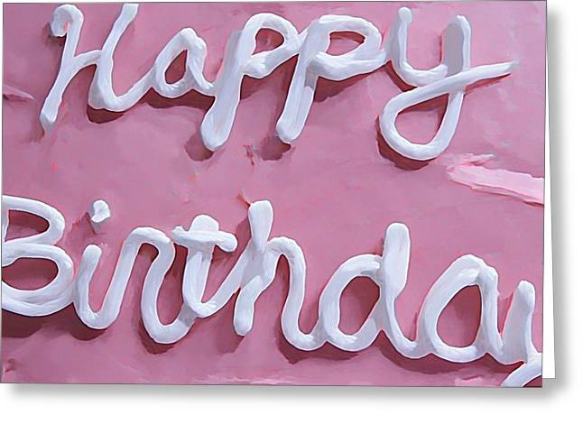 Birthday song greeting cards page 5 of 5 fine art america happy birthday greeting card m4hsunfo