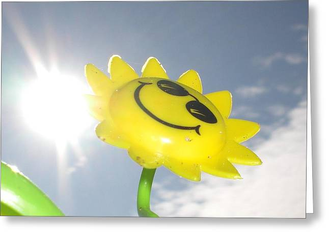 Happy Days Greeting Card by David King