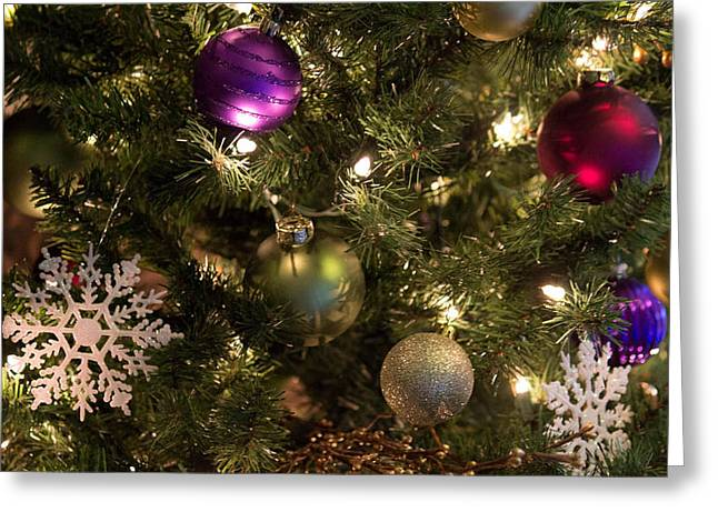 Happy Holidays Greeting Card by Patricia Babbitt