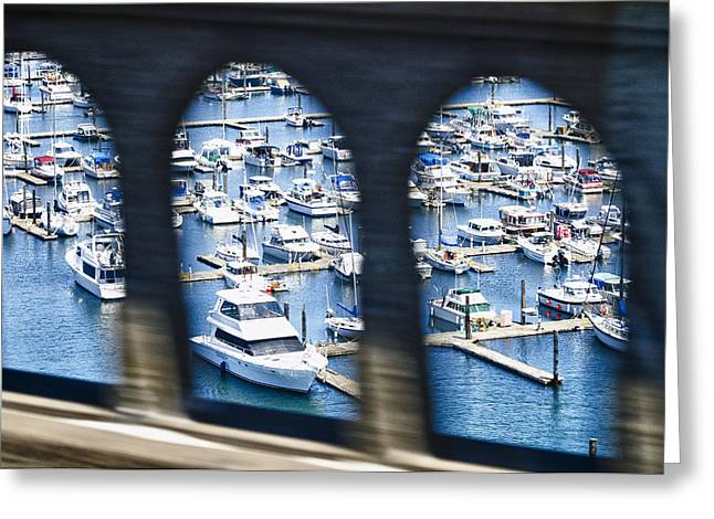 Harbour Bridge Greeting Card