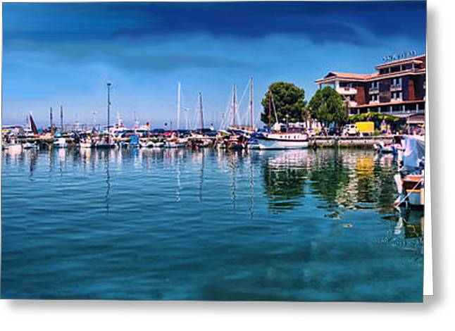 Harbour Life Izola Greeting Card