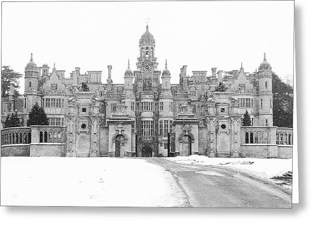Harlaxton Manor Greeting Card