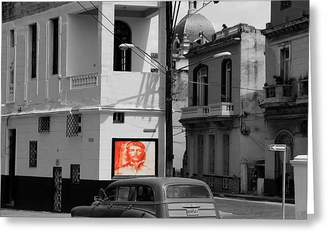 Havana 36b Greeting Card