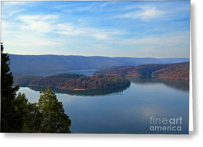 Hawn's Overlook Greeting Card