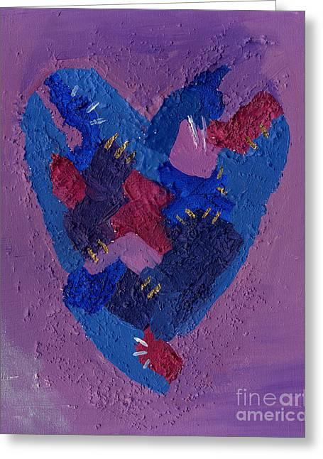 Healing Heart Greeting Card