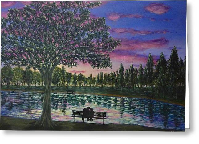 Heartwell Park Greeting Card