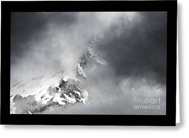 Greeting Card featuring the photograph Heaven For A Moment by Nick  Boren