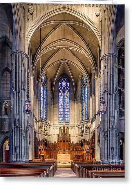 Heinz Chapel - Pittsburgh Pennsylvania Greeting Card