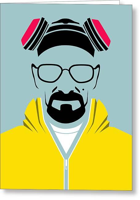 Heisenberg Poster Greeting Card