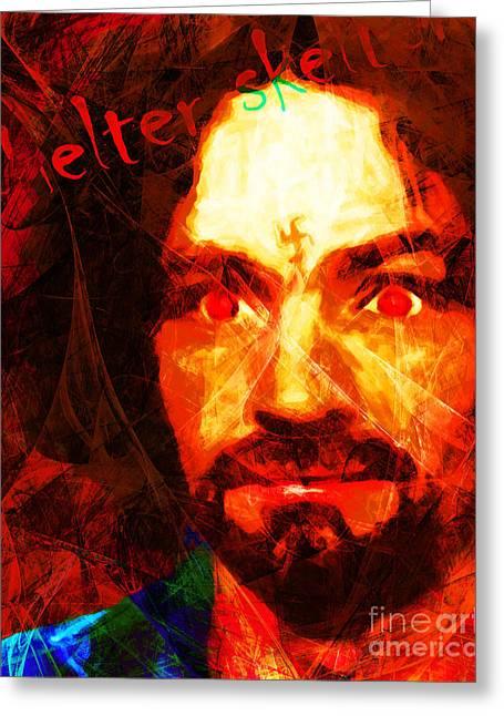 Helter Skelter 20141213 Greeting Card