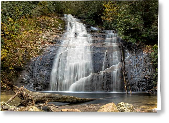 Helton Creek Falls Greeting Card