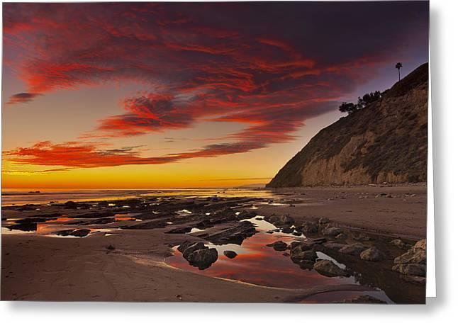 Hendry's Beach  Mg_1327 Greeting Card