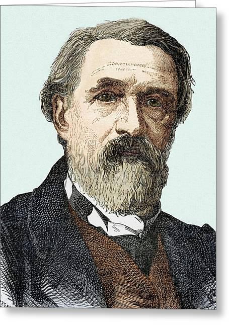 Henri De Ruolz Greeting Card