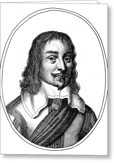 Henry Grey (1599? - 1673), First Earl Greeting Card