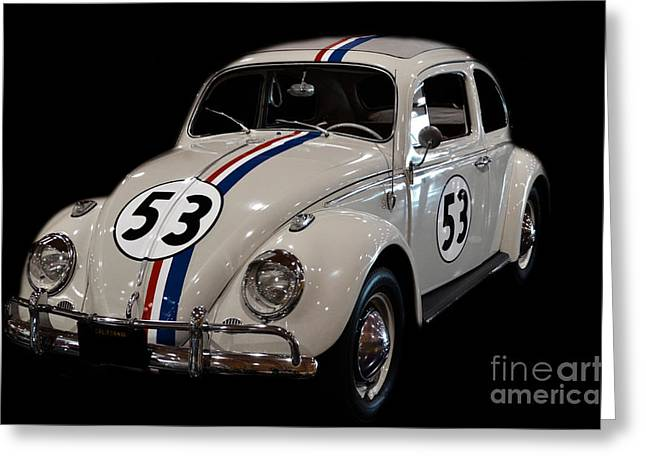 Herbie Greeting Card