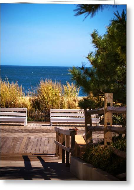 Here At Rehoboth Greeting Card